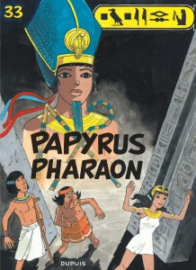 cover-comics-papyrus-tome-33-papyrus-pharaon