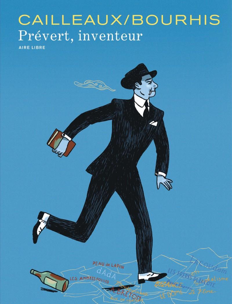 Prévert, inventeur - tome 1 - Prévert, inventeur