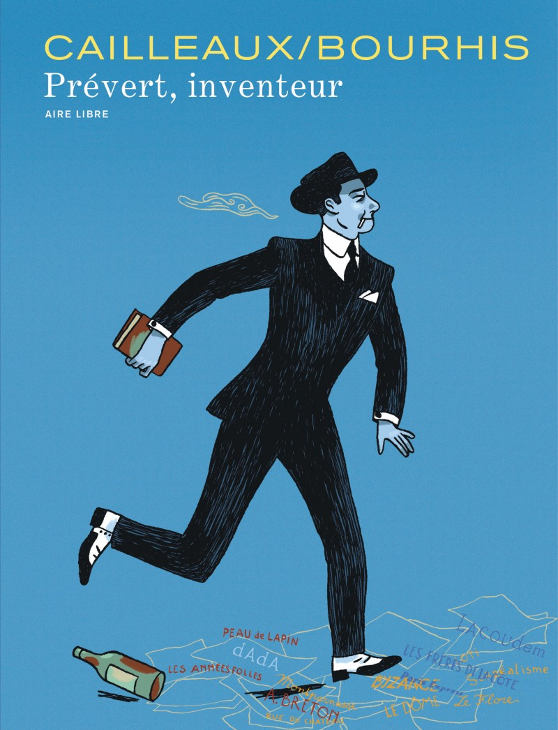 Prévert -- The Inventor - tome 1 - Prévert, inventeur