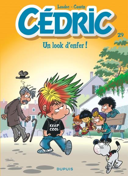 Cedric - Un look d'enfer !