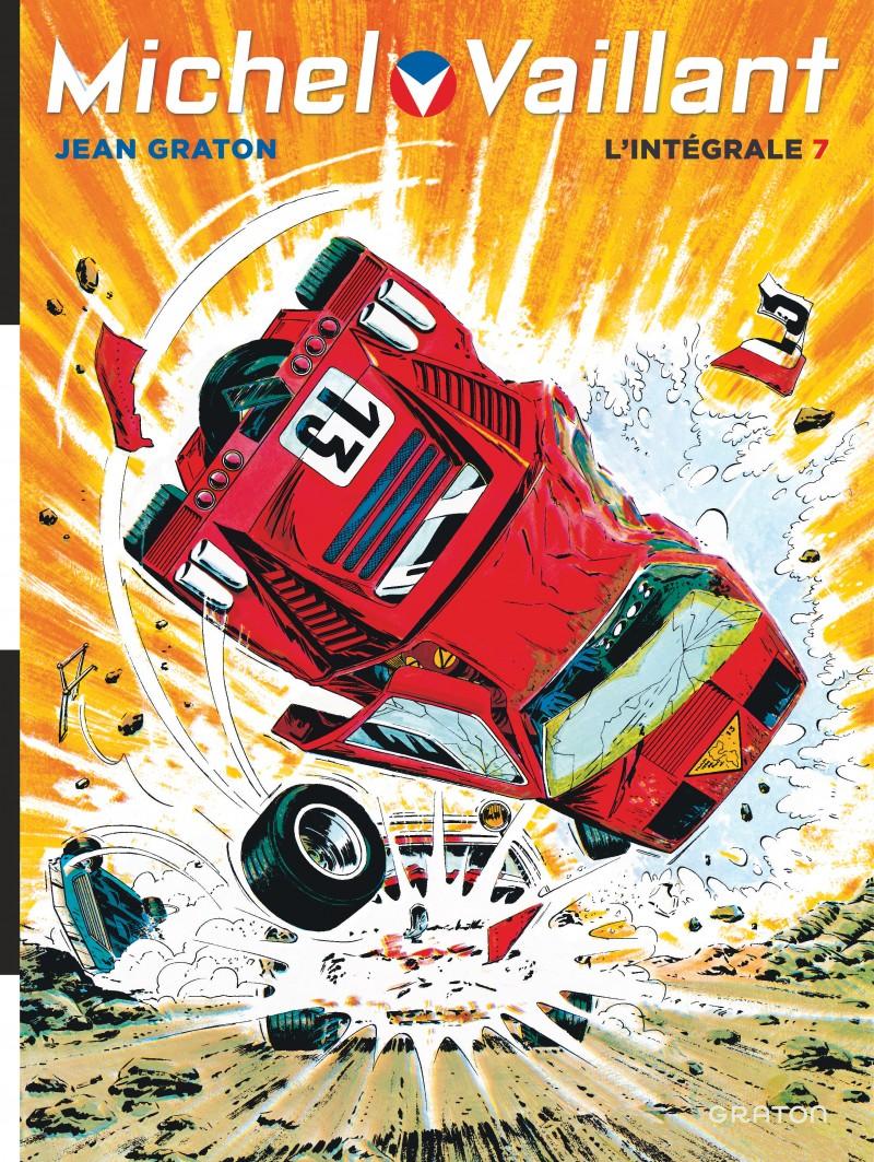 Michel Vaillant - Compilation - tome 7 - Michel Vaillant, L'intégrale, tome 7 (Volumes 19 à 21)