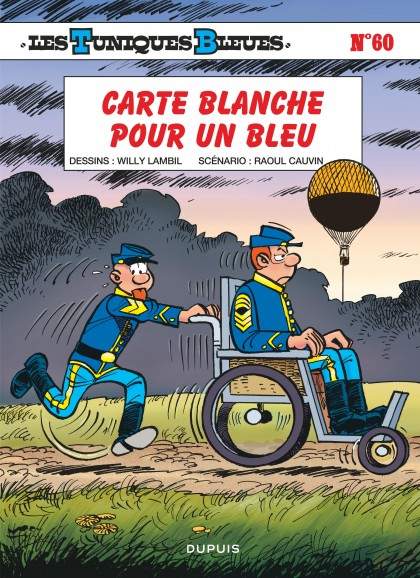 The Bluecoats - Carte blanche pour un bleu