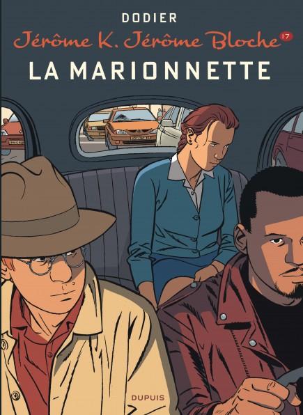 Jérôme K. Jérôme Bloche - La marionnette