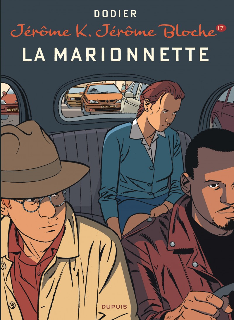 Jérôme K. Jérôme Bloche - tome 17 - La marionnette