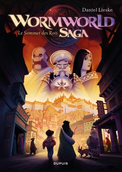 Wormworld Saga - Le Sommet des Rois
