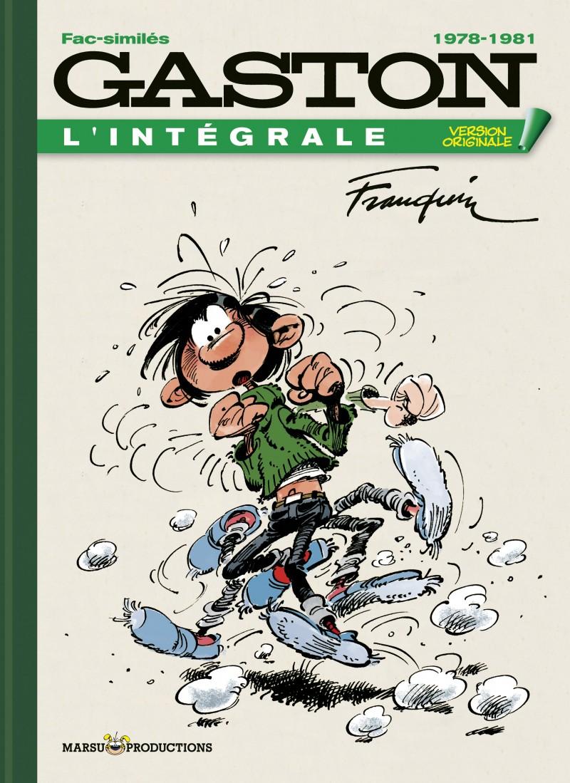 Version Originale - tome 20 - Gaston VO 1978-1981