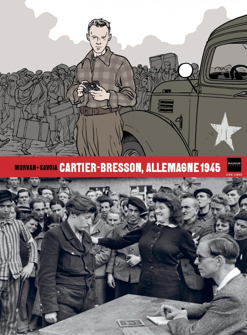 Magnum Photos - tome 2 - Cartier-Bresson, Allemagne 1945