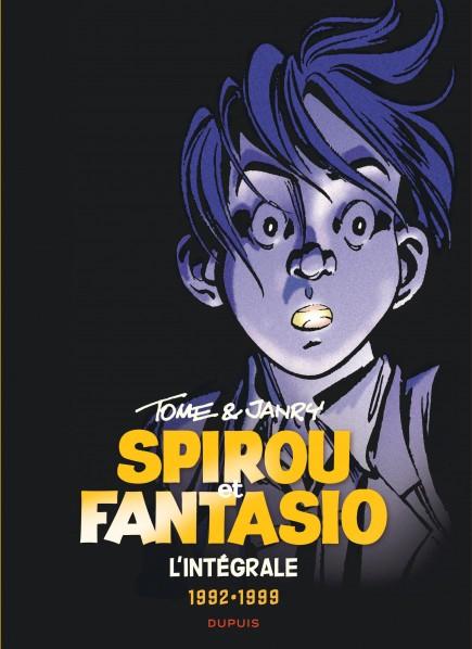 Spirou et Fantasio - L'intégrale - Tome et Janry 1992-1999