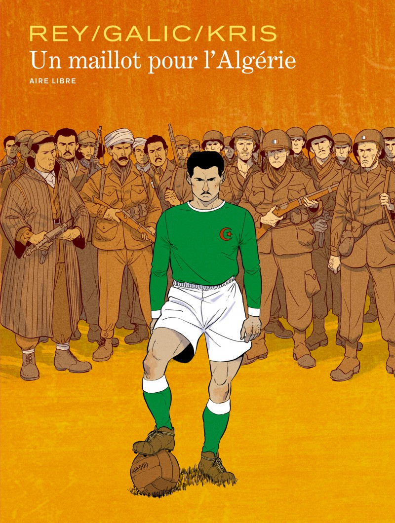 Algerian Jersey - Un maillot pour l'Algérie