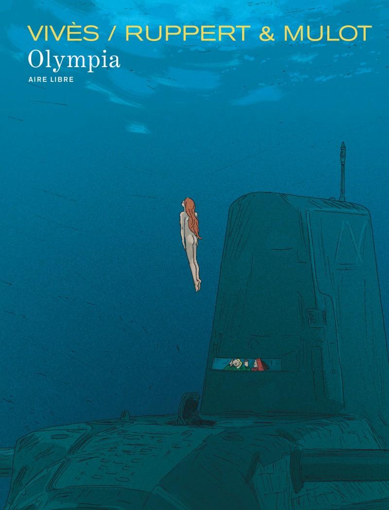 La Grande Odalisque - Olympia