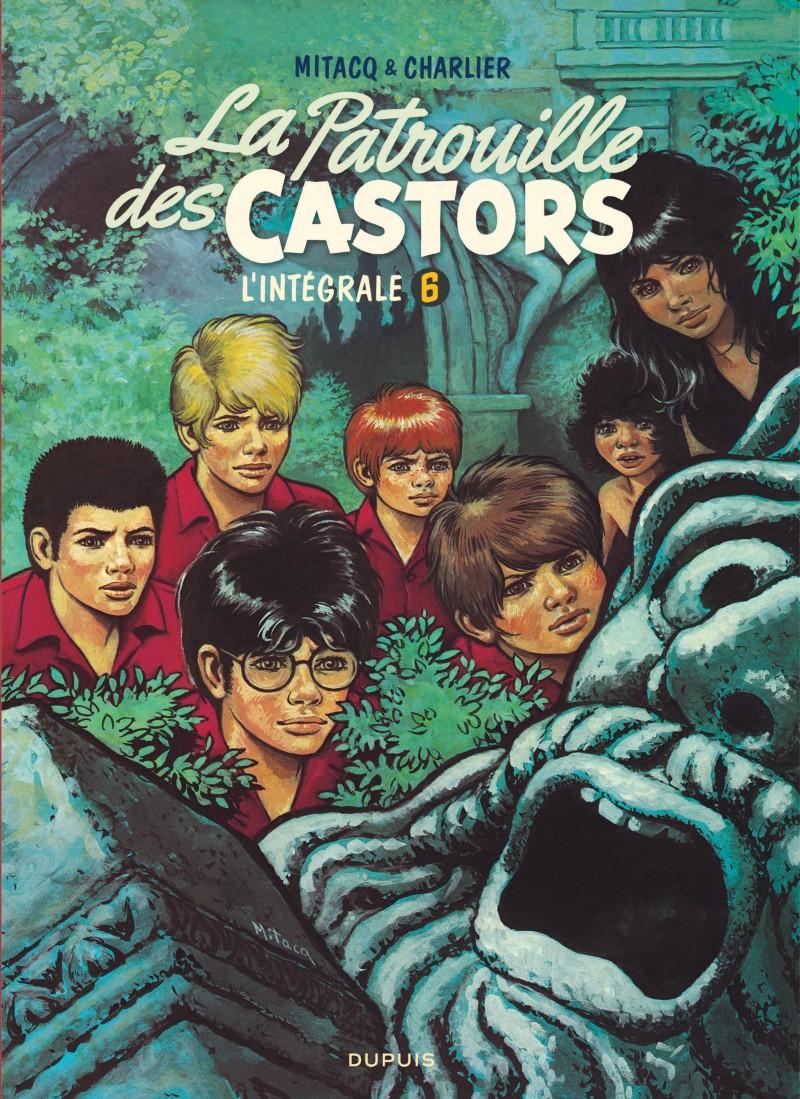 La patrouille des castors  - L'Intégrale - tome 6 - La patrouille des Castors - L'intégrale - Tome 6