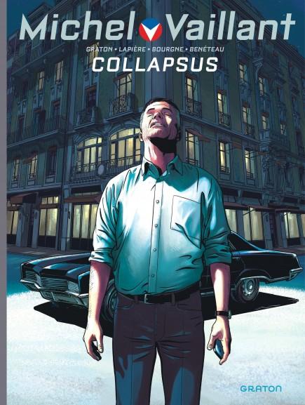Michel Vaillant - Nouvelle Saison - Collapsus