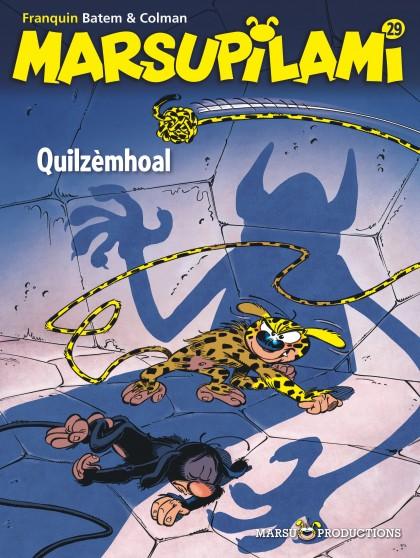 Marsupilami - Quilzèmhoal