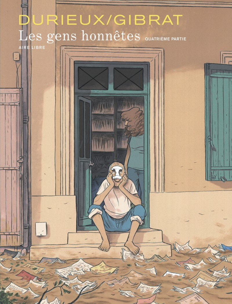Les gens honnêtes - tome 4 - Les gens honnêtes - Quatrième partie