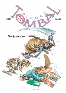 cover-comics-pierre-tombal-tome-20-morts-de-rire