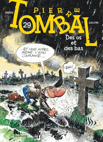 Pierre Tombal - Des os et des bas