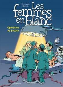 cover-comics-les-femmes-en-blanc-tome-26-opration-en-bourse