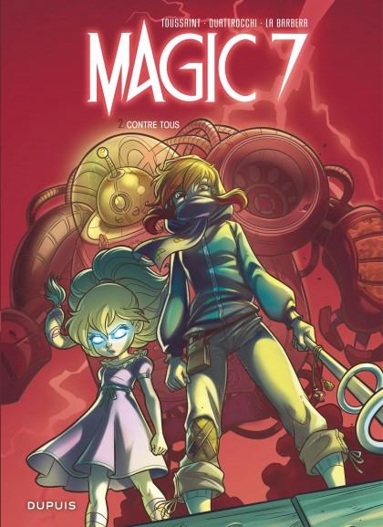 Magic 7 - Contre tous