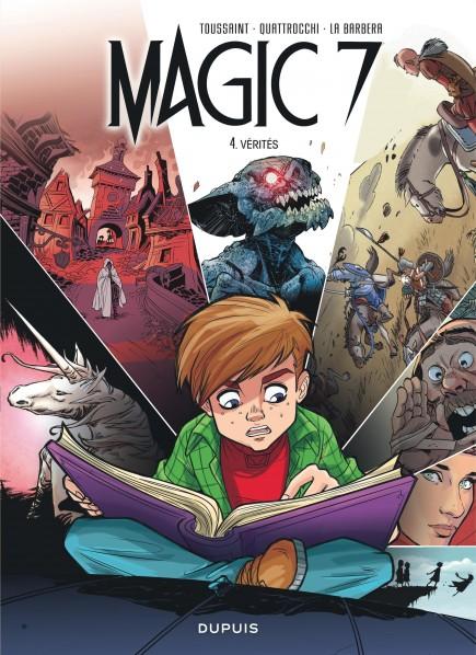 Magic 7 - Vérités
