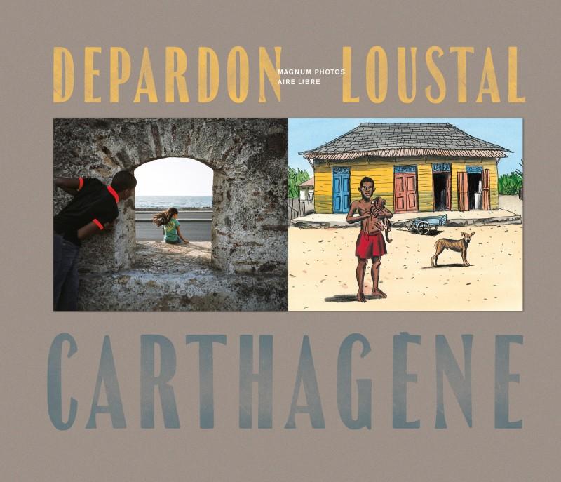 Magnum Photos Beaux Livres - Depardon, Loustal : Carthagène