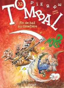 cover-comics-pierre-tombal-tome-32-fin-de-bail-au-cimetire
