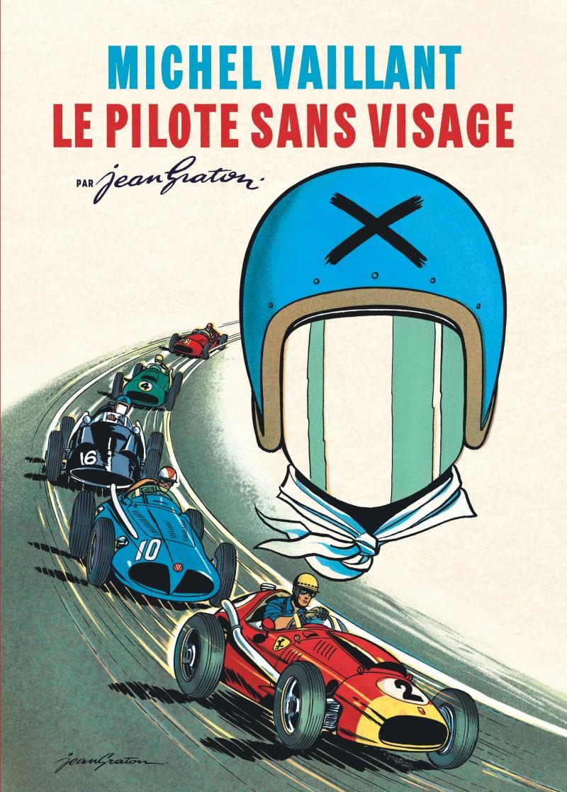 Michel Vaillant - tome 2 - Le pilote sans visage