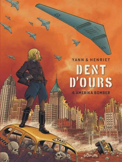 Dent d'ours - Amerika bomber