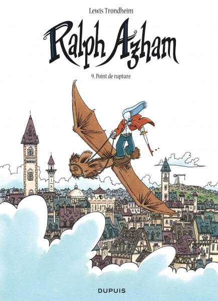 Ralph Azam - Point de rupture