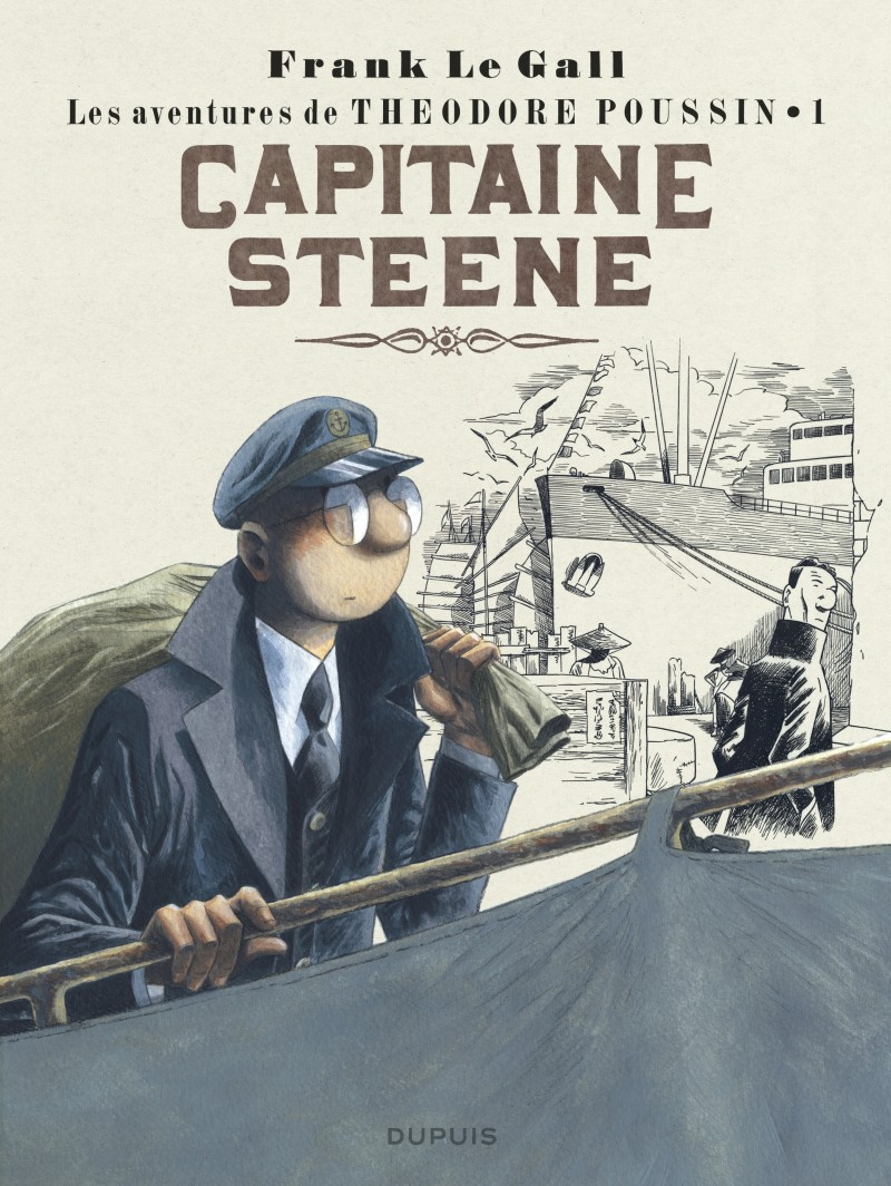 Théodore Poussin - tome 1 - Capitaine Steene
