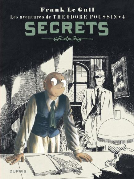 Théodore Poussin - Secrets