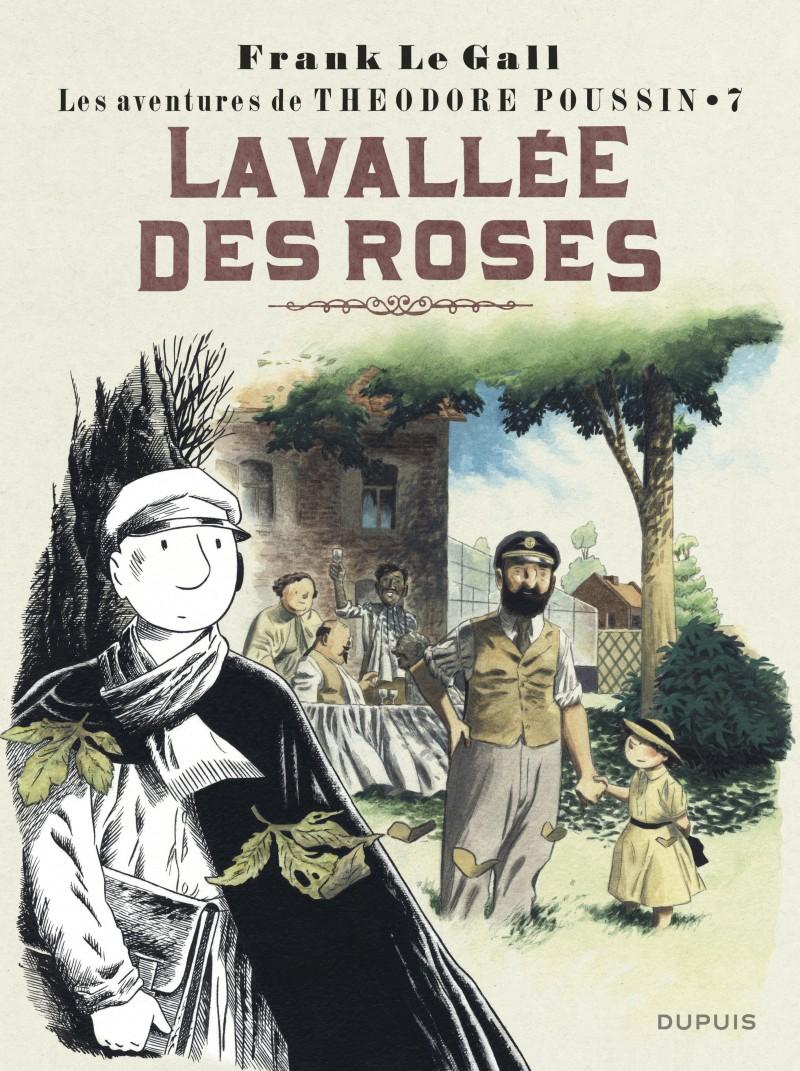 Théodore Poussin - tome 7 - La Vallée des roses