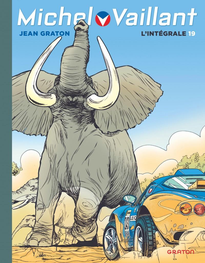 Michel Vaillant - Compilation - tome 19 - Michel Vaillant, L'intégrale, tome 19 (Volumes 63 à 66)