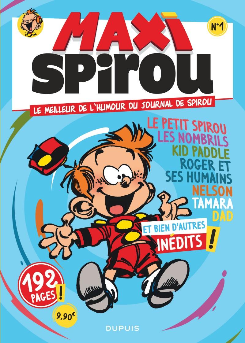 Maxi Spirou - tome 1 - Spécial humour