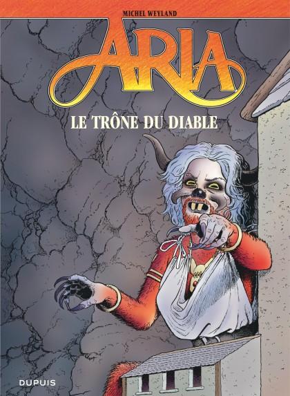 Aria - Le trône du diable