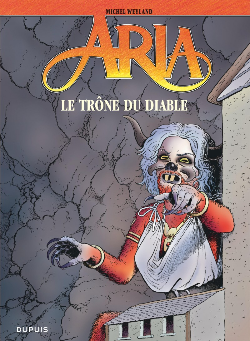 Aria - tome 38 - Le trône du diable