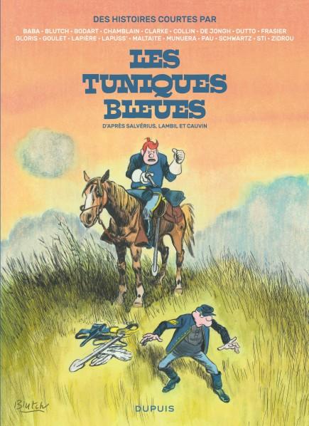 Tuniques Bleues par - Des histoires courtes des Tuniques Bleues par