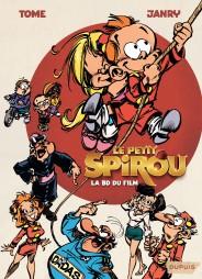 Le Petit Spirou (le film) tome 0