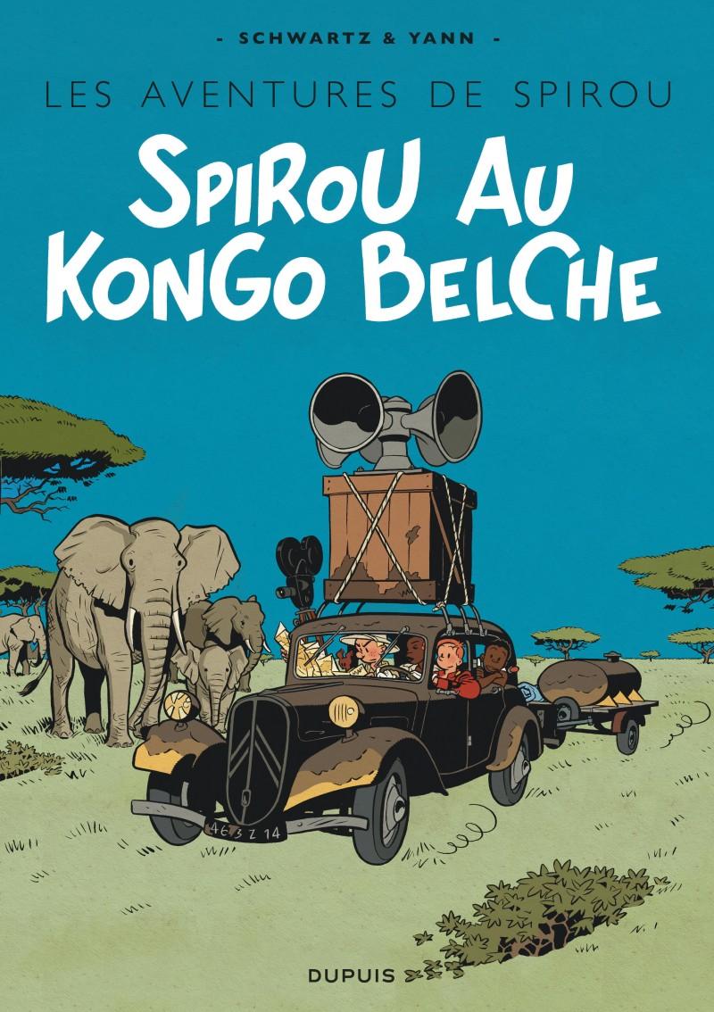 Spirou by...  - Le Maître des hosties noires