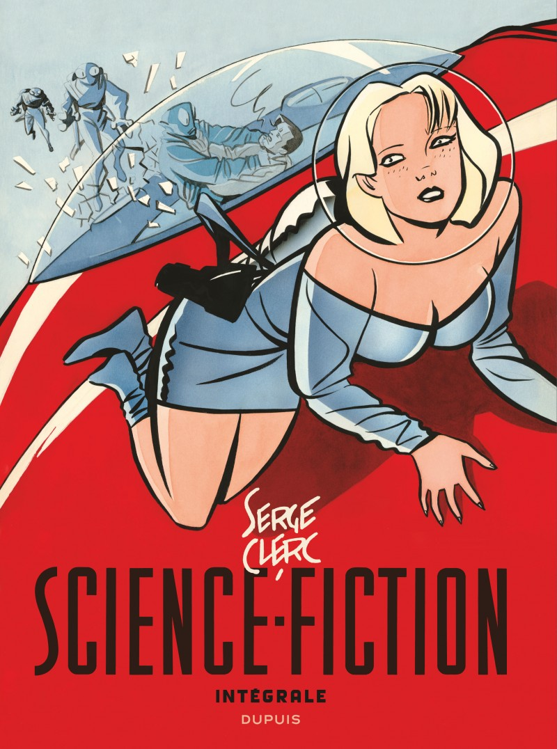Science-Fiction - Intégrale - Science-Fiction - Intégrale