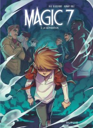 Magic 7 tome 5