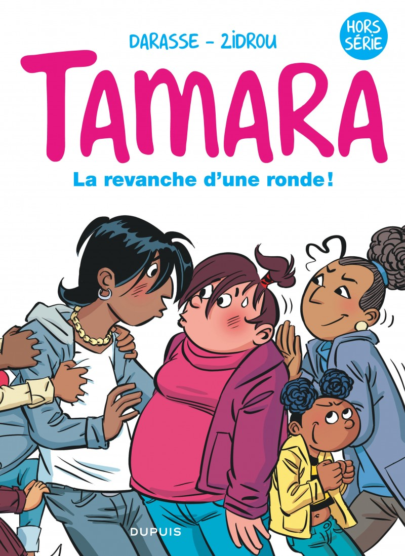 Tamara la BD du film - La revanche d'une ronde !