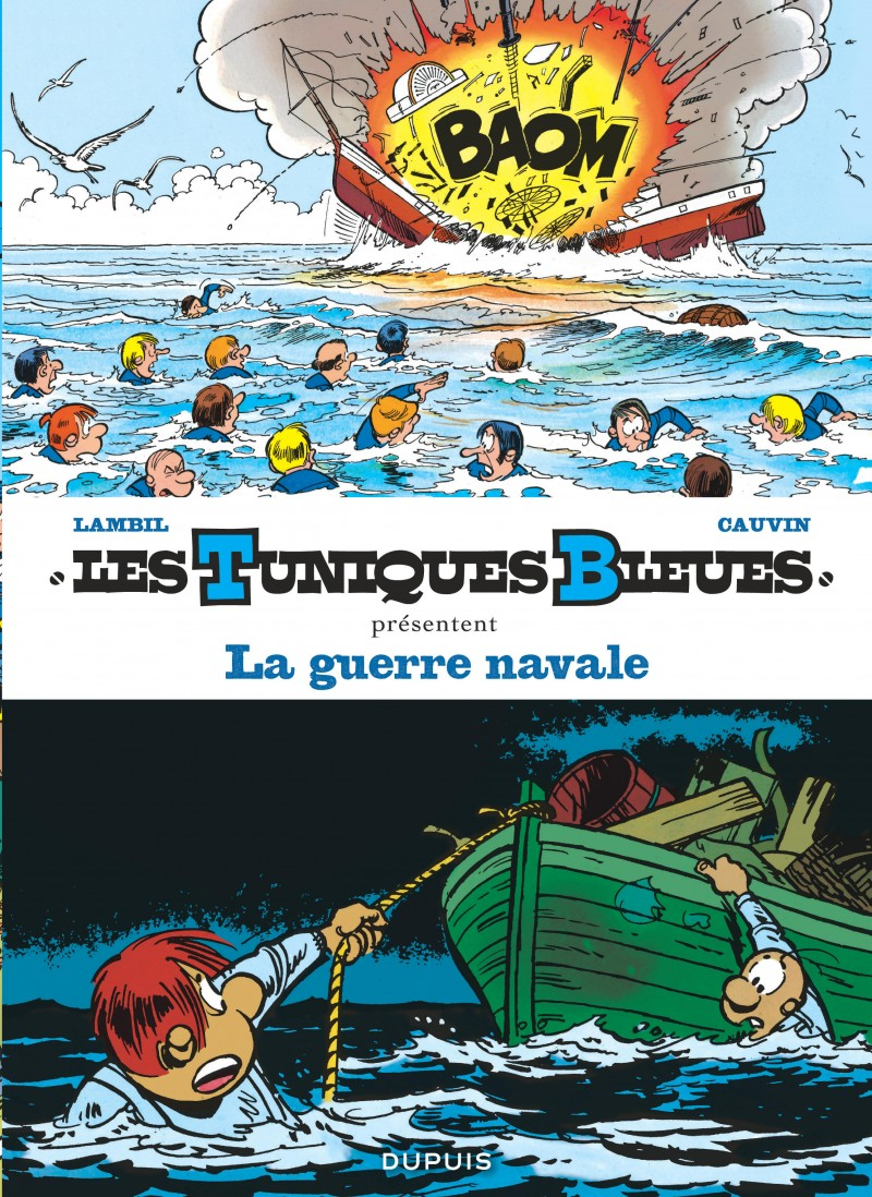 The Bluecoats present... - tome 7 - La guerre navale