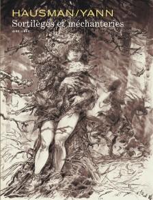 cover-comics-intgrale-hausman-yann-tome-0-sortilges-et-mchanteries