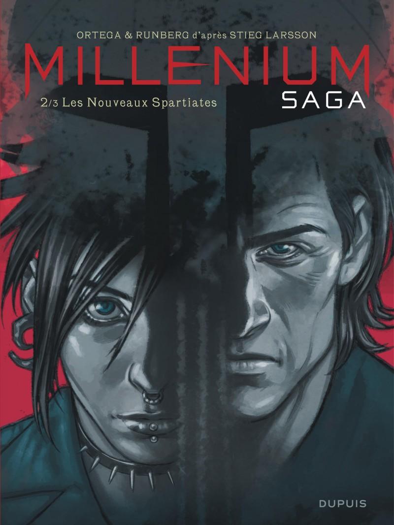 Millenium Saga - tome 2 - Les Nouveaux Spartiates