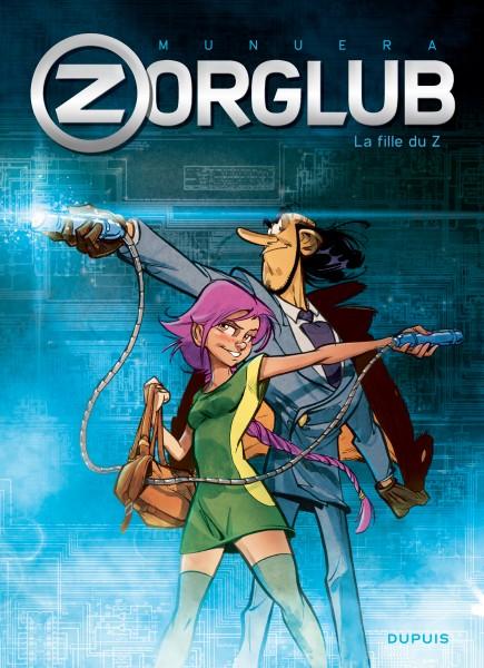 Zorglub - La fille du Z