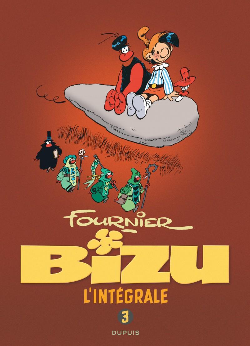Bizu - Compilation - tome 3 - Bizu - L'intégrale - Tome 3