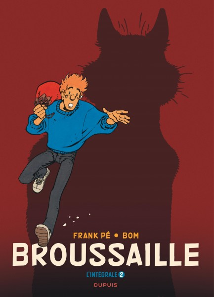 Broussaille- the complete works - Broussaille, L'intégrale (1988-2002)