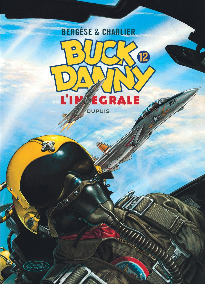 Buck Danny - L'intégrale - tome 12 - Buck Danny - L'intégrale - Tome 12