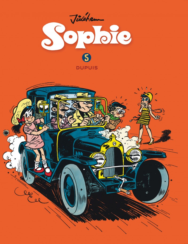 Sophie - Compilation - tome 5 - Sophie, L'Intégrale - tome 5