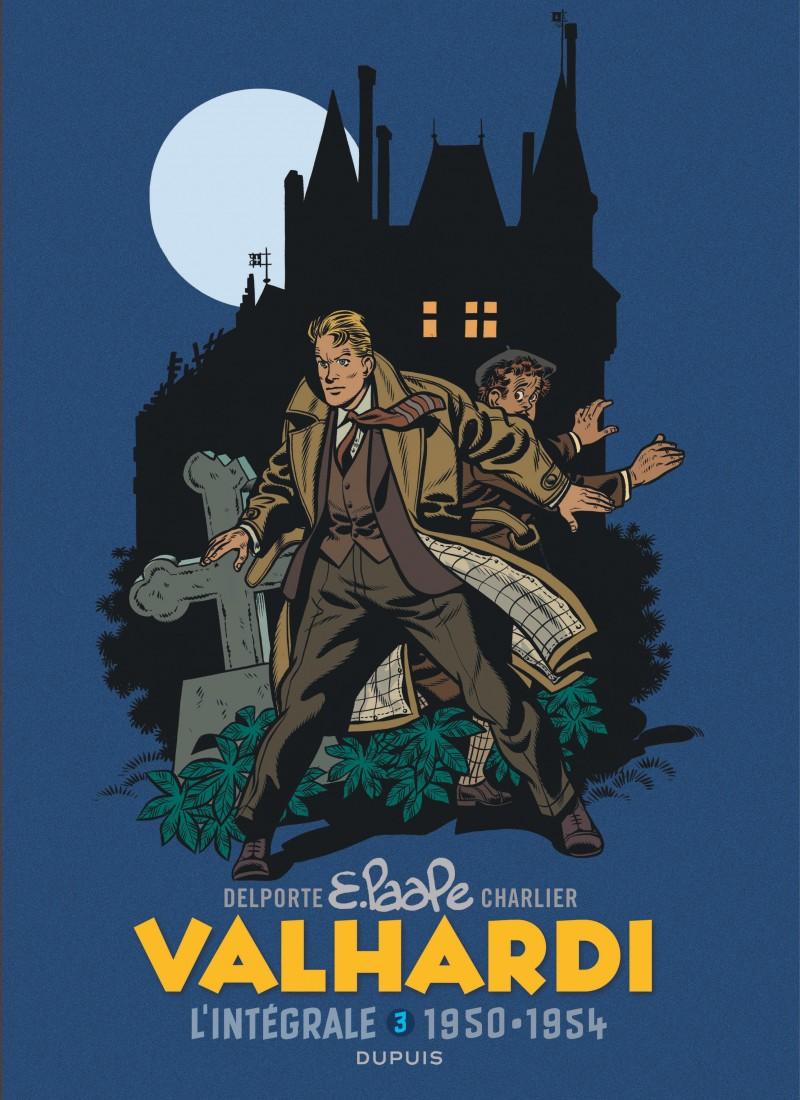 Valhardi Intégrale - tome 3 - Valhardi, L'intégrale, tome 3 (1950-1954)